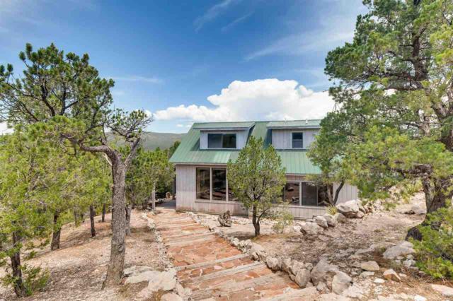 35 Hidden Valley Ranch Road, Ilfeld, NM 87538 (MLS #201803578) :: The Very Best of Santa Fe
