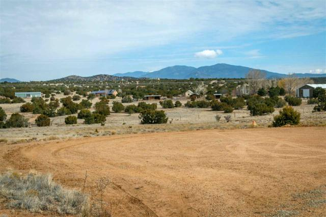 7 Loretto Trail, Lamy, NM 87540 (MLS #201803613) :: The Desmond Group
