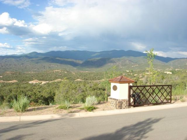 2900 Aspen View, Lot 184, Santa Fe, NM 87506 (MLS #201803663) :: The Desmond Group