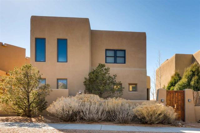 81 Avenida Frijoles, Santa Fe, NM 87507 (MLS #201803750) :: The Desmond Group