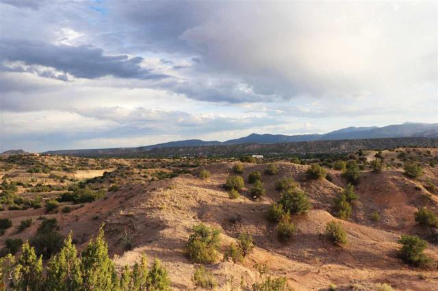 Lot 1 Rancho Milagro Subdivision, Medanales, NM 87548 (MLS #201803783) :: The Desmond Group