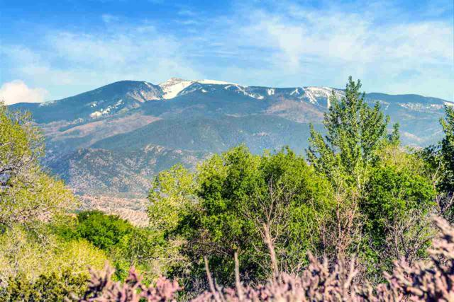 117 Valle Sereno, Lot 202, Santa Fe, NM 87506 (MLS #201803816) :: The Desmond Group