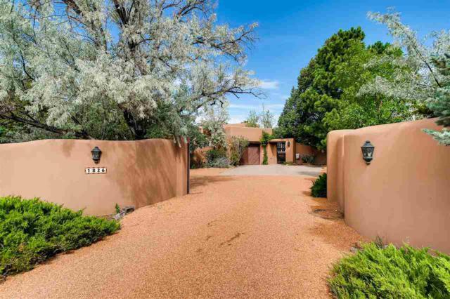 1826 Sun Mountain Drive, Santa Fe, NM 87505 (MLS #201803832) :: The Desmond Group