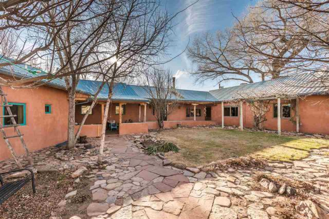 106 Old Canoncito Road, Santa Fe, NM 87508 (MLS #201803867) :: The Very Best of Santa Fe