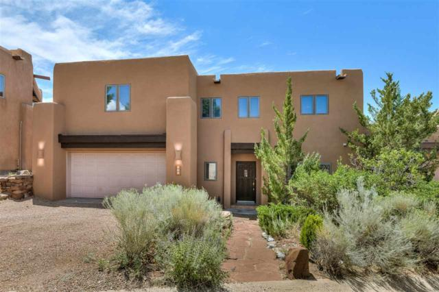650 La Viveza Ct, Santa Fe, NM 87501 (MLS #201803907) :: The Desmond Group