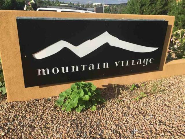 Area 7 Mountain Village Condos, Los Alamos, NM 87544 (MLS #201803923) :: The Very Best of Santa Fe