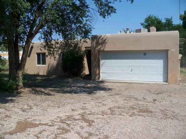 23 Private Drive 1543A, Hernandez, NM 87537 (MLS #201803955) :: The Desmond Group
