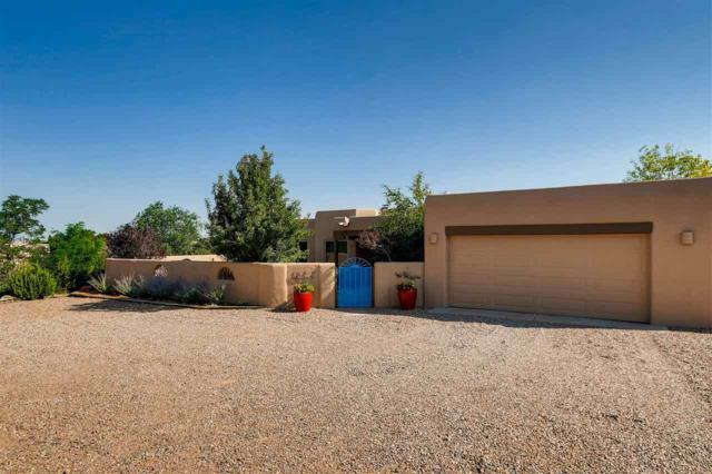 36 Estambre Road, Santa Fe, NM 87508 (MLS #201803961) :: The Desmond Group