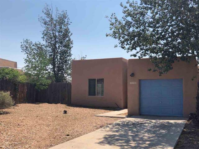 1142 Senda Del Valle, Santa Fe, NM 87507 (MLS #201803966) :: The Desmond Group