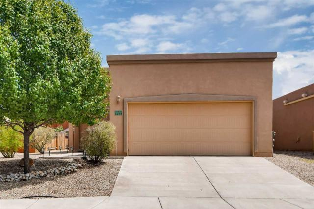 4206 Vegas De Suenos, Santa Fe, NM 87507 (MLS #201804026) :: The Desmond Group