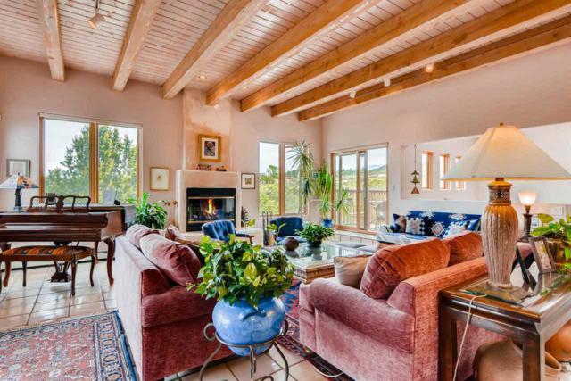 769 Paseo Cresta, Santa Fe, NM 87501 (MLS #201804040) :: The Very Best of Santa Fe