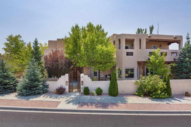 16 Camino Botanica, Santa Fe, NM 87507 (MLS #201804041) :: The Desmond Group