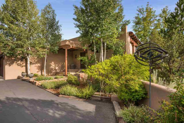 1010 Monte Serena, Santa Fe, NM 87501 (MLS #201804056) :: The Desmond Group