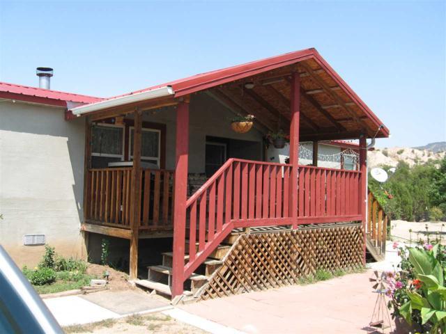 19 Cedar Ridge Loop, Ojo Caliente, NM 87532 (MLS #201804094) :: The Very Best of Santa Fe