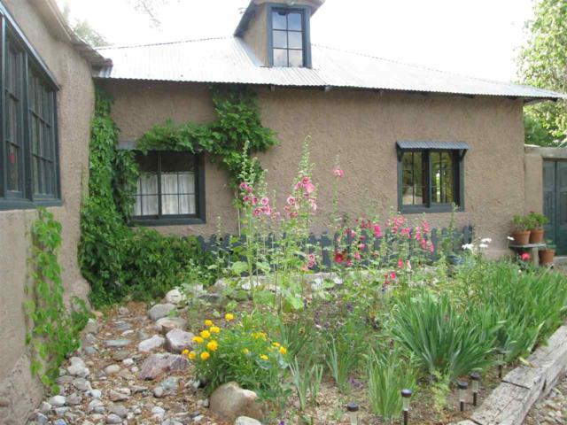 235 State Road 75, Dixon, NM 87527 (MLS #201804120) :: The Very Best of Santa Fe