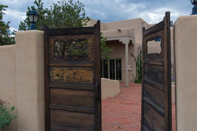 4 Old Agua Fria East And West, Santa Fe, NM 87508 (MLS #201804153) :: The Desmond Group