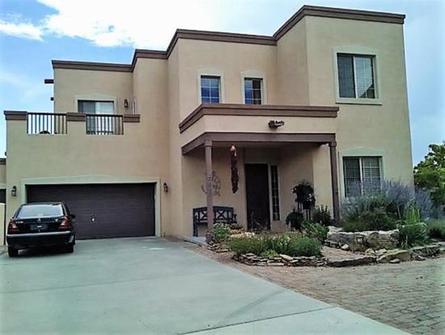 6837 Sunset Circle, Santa Fe, NM 87507 (MLS #201804171) :: The Desmond Group