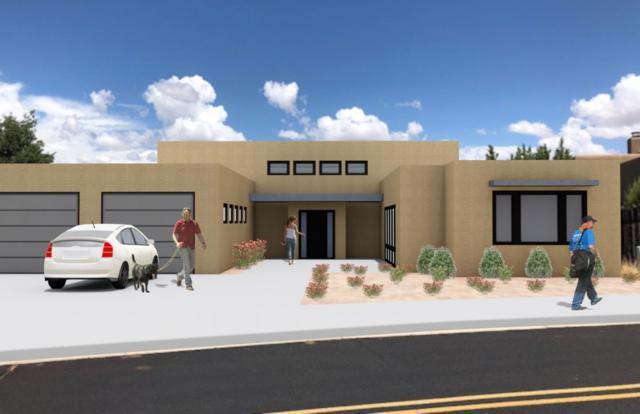 7 Altura Vista, Santa Fe, NM 87507 (MLS #201804196) :: The Desmond Group