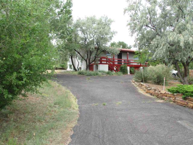 455 Paseo Real, La Cieneguilla, NM 87505 (MLS #201804201) :: The Bigelow Team / Realty One of New Mexico