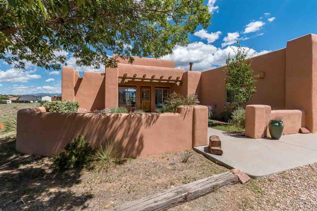 5 E Hondo Vista Road, Santa Fe, NM 87505 (MLS #201804227) :: The Desmond Group