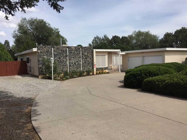 720 Jeffrey Place, Los Alamos, NM 87544 (MLS #201804242) :: The Desmond Group