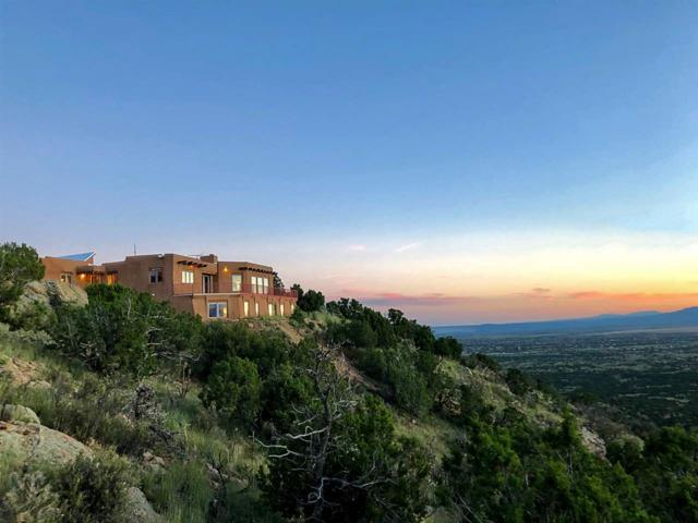 30 Vail Road, Santa Fe, NM 87508 (MLS #201804251) :: The Desmond Group