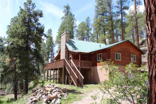 903 Sulphur Creek Road, Jemez Springs, NM 87025 (MLS #201804257) :: The Very Best of Santa Fe