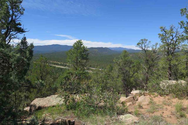 45 The Cliffs View, Glorieta, NM 87535 (MLS #201804266) :: The Desmond Group
