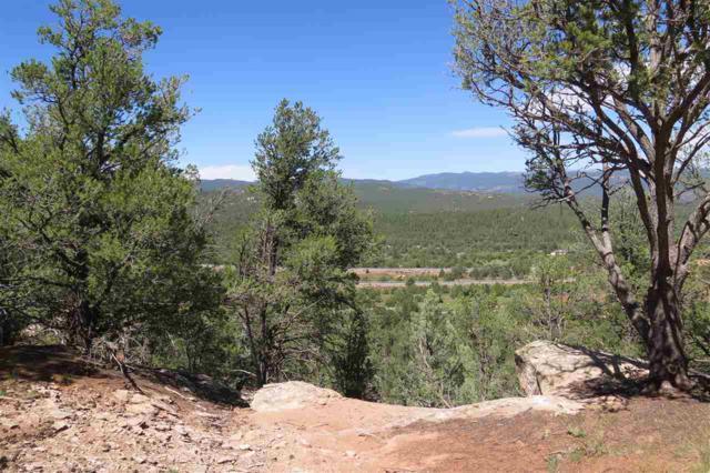 60 The Cliffs View, Glorieta, NM 87535 (MLS #201804267) :: The Desmond Group