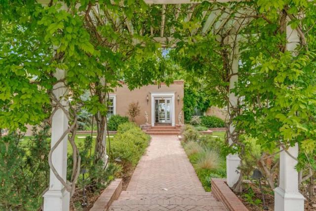 1110 Old Santa Fe Trail, Santa Fe, NM 87505 (MLS #201804282) :: The Desmond Group