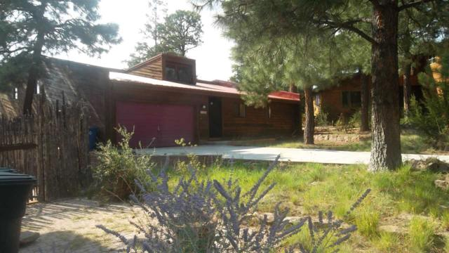 1973 Cumbres Patio, Los Alamos, NM 87544 (MLS #201804293) :: The Very Best of Santa Fe