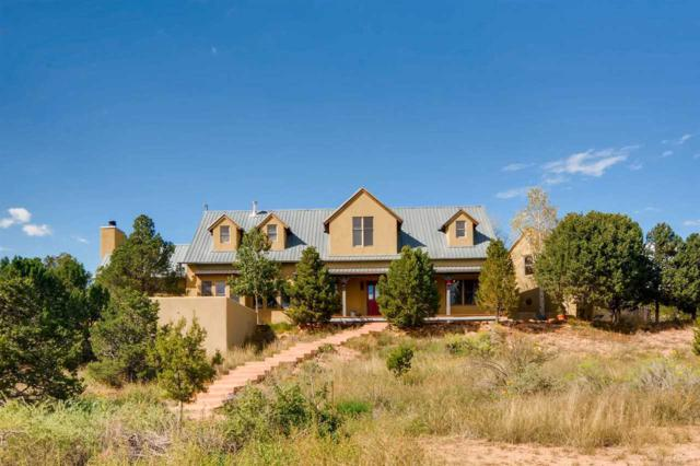121 B Camino Acote, Santa Fe, NM 87508 (MLS #201804330) :: The Desmond Group