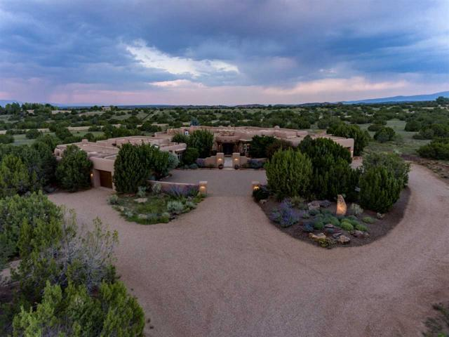 46 Wildhorse, Santa Fe, NM 87506 (MLS #201804351) :: The Very Best of Santa Fe
