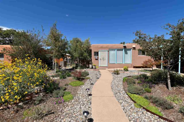 1919 San Ildefonso, Santa Fe, NM 87505 (MLS #201804376) :: The Desmond Group