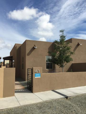 41 Oshara, Santa Fe, NM 87508 (MLS #201804390) :: The Very Best of Santa Fe