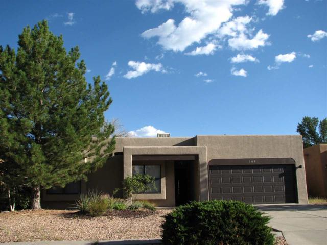 7563 Kachina, Santa Fe, NM 87507 (MLS #201804401) :: The Desmond Group