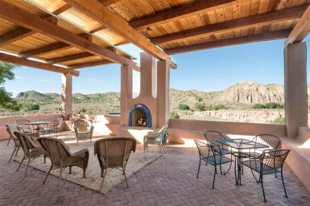 53 Old Coal Road, Cerrillos, NM 87010 (MLS #201804402) :: The Very Best of Santa Fe