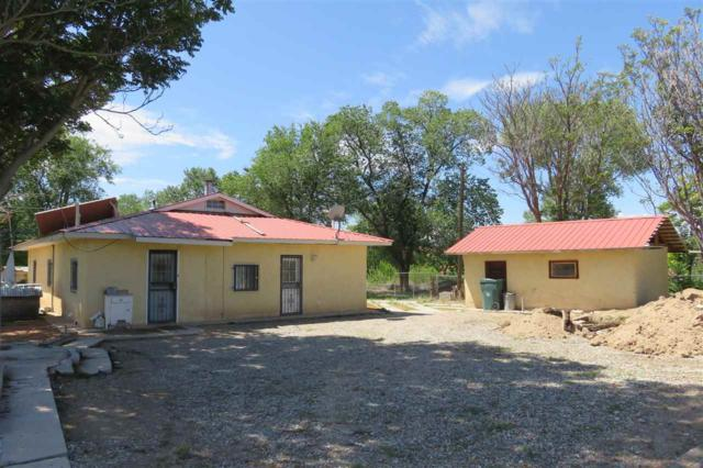 678 State Hwy 76, Chimayo, NM 87522 (MLS #201804407) :: The Bigelow Team / Realty One of New Mexico