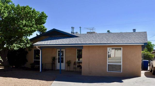 70 Joya Loop, Los Alamos, NM 87547 (MLS #201804435) :: The Desmond Group