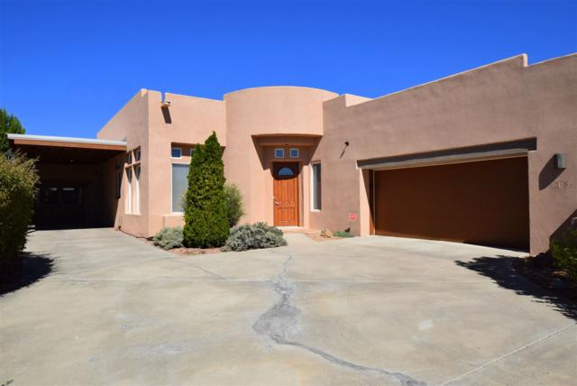 5 Softwynd, Santa Fe, NM 87508 (MLS #201804455) :: The Desmond Group