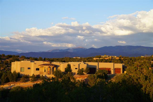 12 12 Paseo Del Fondo, Santa Fe, NM 87506 (MLS #201804485) :: The Very Best of Santa Fe
