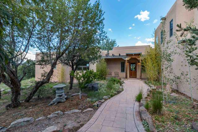 9 Punta Linda, Sandia Park, NM 87047 (MLS #201804489) :: The Very Best of Santa Fe