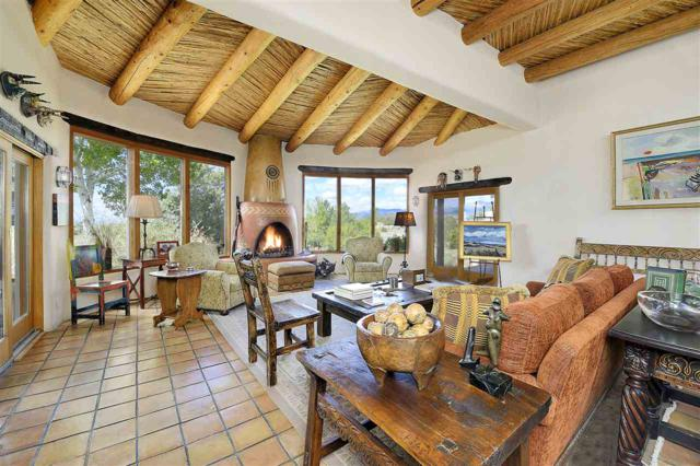 15 Montecito, Santa Fe, NM 87506 (MLS #201804498) :: The Very Best of Santa Fe