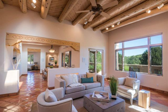 905 Allahna Way, Santa Fe, NM 87501 (MLS #201804500) :: The Desmond Group
