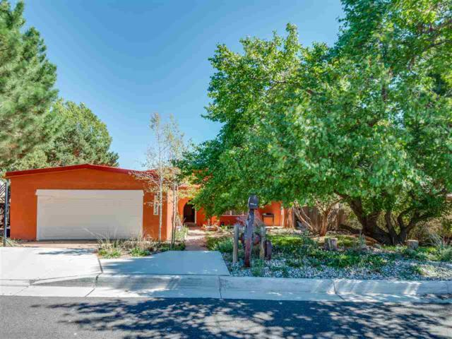 1926 Camino Durasnilla, Los Alamos, NM 87544 (MLS #201804512) :: The Very Best of Santa Fe