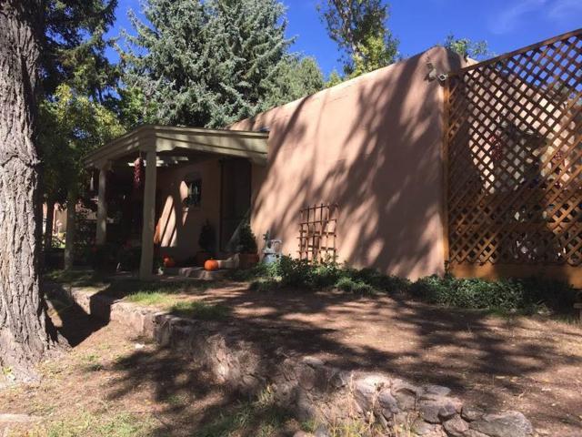 1443 Bishops Lodge Road, Santa Fe, NM 87506 (MLS #201804525) :: The Desmond Group