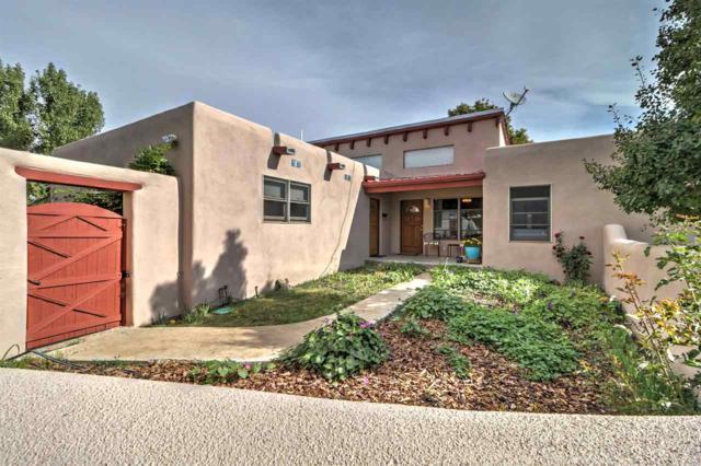 4 Rudy Rodriguez Drive, Santa Fe, NM 87508 (MLS #201804571) :: The Desmond Group