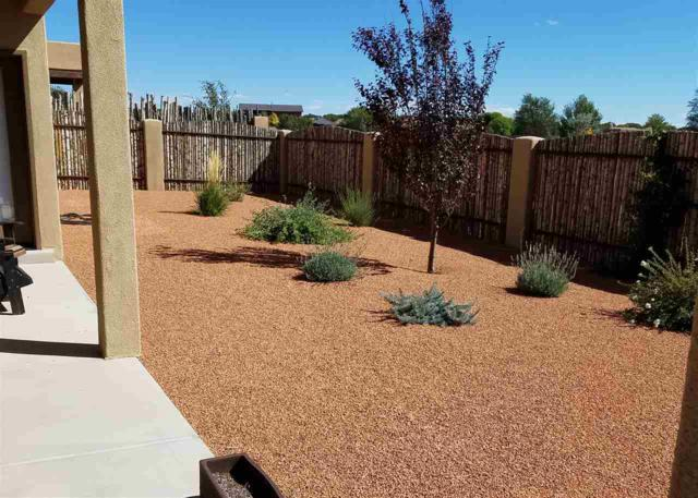14 Canto Del Pajaro, Santa Fe, NM 87508 (MLS #201804598) :: The Desmond Group