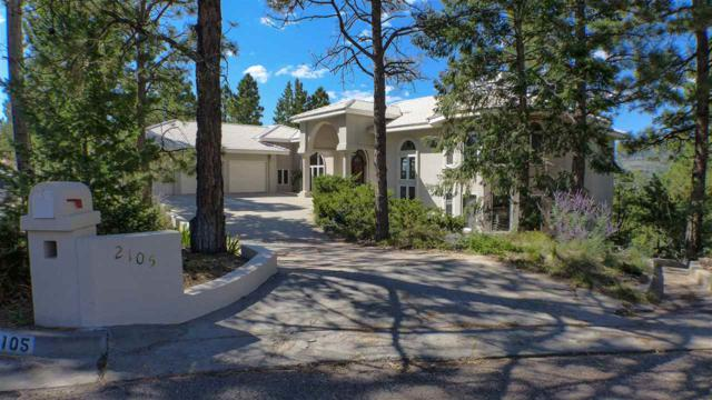 2105 Loma Linda Drive, Los Alamos, NM 87544 (MLS #201804604) :: The Desmond Group