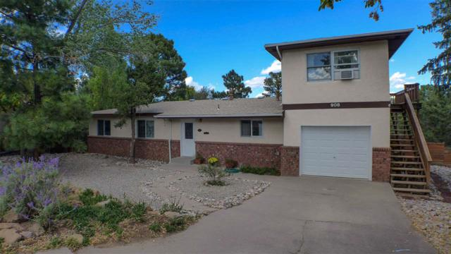 908 Capulin Road, Los Alamos, NM 87544 (MLS #201804609) :: The Desmond Group